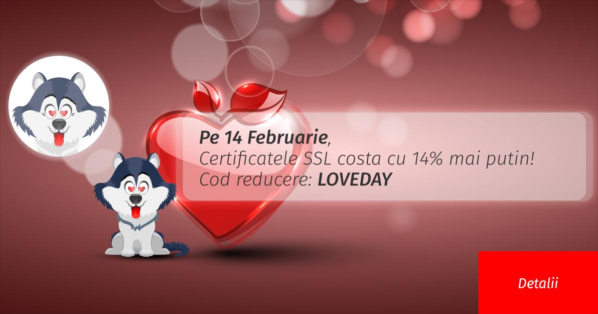 certificate ssl de valentines day